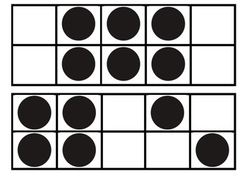 Number Sense Memorizing with Dot Faces