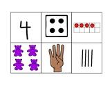 Number Sense Memory