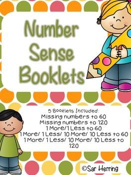 Number Sense Mini Book
