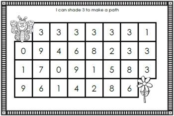 Number Sense Mini Book - Number Three