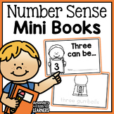 Number Sense Mini Books