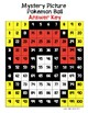 Number Sense Mystery Picture (Number recognition, place value, 10 more/10 less)