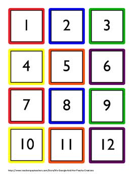 Number Sense: Name That Number