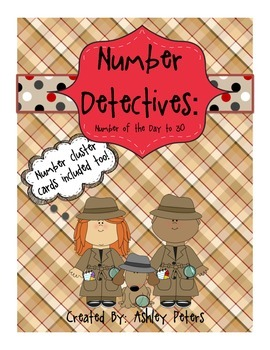 "Number Sense: Number Detectives - A Daily ""Number Workout"""