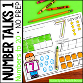 Number Talks 1 for Numbers 0-20