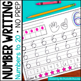 Number Sense: Number Writing and Formation