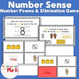 Number Sense: Number Writing Poems and Elimination