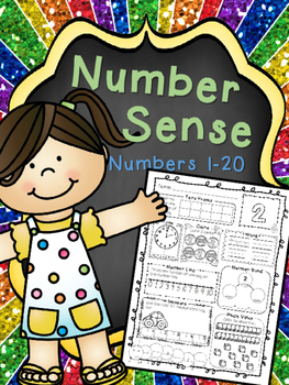Build Number Sense - Number of the Day (1-20)