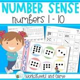Number Sense 1 to 10