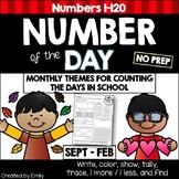 Number Sense | Numbers 1-120