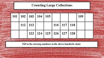 Number Sense - Numbers to 1000