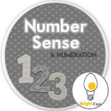 Number Sense & Numeration ~ Grade 1 Printables