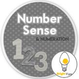 Number Sense & Numeration ~ Grade 1 Printables