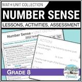 Grade 8 Math - Number Sense Unit 1: Quantity Relationships (Factors, Fractions)
