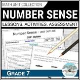 Grade 7 Math - Number Sense Unit 1: Quantity Relationships (Factors, Multiples)