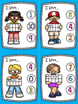 Number Sense PK-1 - DUAL Language Friendly
