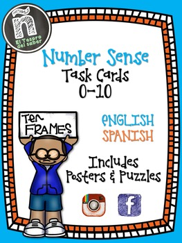 Number Sense PK-1 - DUAL Language Friendly
