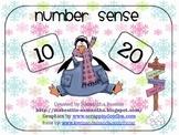 Number Sense Penguin Theme