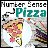 Number Sense | Pizza Craft