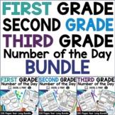 Number Sense Google Slides™ Place Value Number of the Day