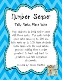 Number Sense: Place Value, Tally Marks