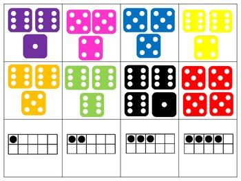 Number Sense Pocket Chart Center