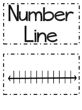 Number Sense Poster {FREEBIE}