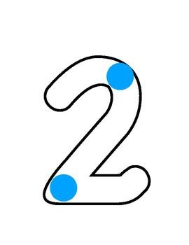 Number Sense Posters