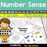 Number Sense | Math Journals | First Grade