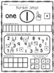 Number Sense Know How! {Number Sense Practice For Numerals 0-10}