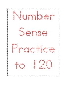 Number Sense Practice to 120
