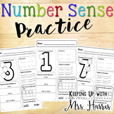 Number Sense Practice