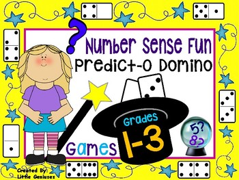Number Sense and Predicting Game for Grades 1-3