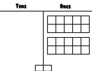 Number Sense Printable Manipulatives