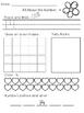 February Number Sense Printables 0-20