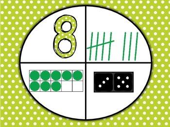 Number Sense Puzzles 0-10