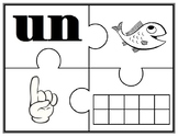 Number Sense Puzzles 1-10 (in French)