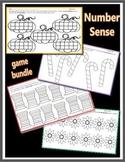 Number Sense - Race to 50, 120 Game Bundle