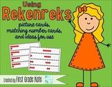 Rekenrek Cards & Activities