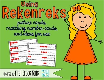 Rekenrek Cards & Activities