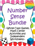 Number Sense Bundle