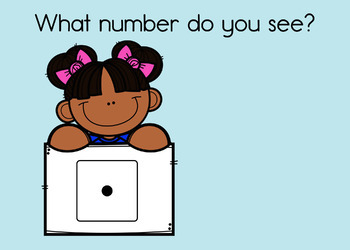 Number Sense Review Digital Task Cards with BOOM Cards for Kindergarten