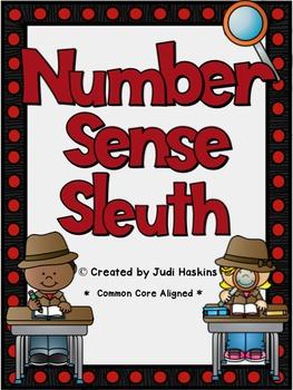 Number Sense Sleuth