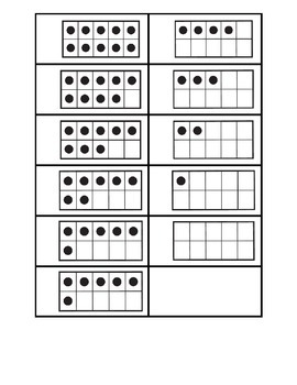 Number Sense Sort: English and Spanish