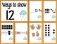 Number Sense Sorts for April (11 to 20)