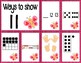 Number Sense Math Center for February or Valentine's Day (11 to 20)