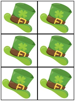 Number Sense St Patrick's Day Theme