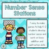 Number Sense Stations