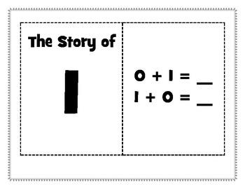 Number Sense Story Book 1-20