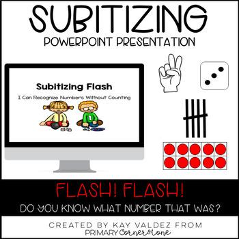 Number Sense: Subitizing Flash!